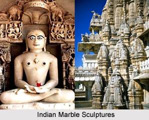 Indian Marble Sculptures