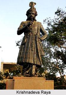 Krishnadeva Raya of Tuluva dynasty , India