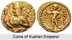 Kujala Kadphises I, Kushan Emperor