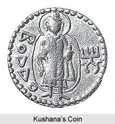 Kushanas Coin