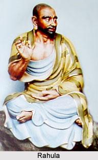 Rahula ,  Son of Gautam Buddha
