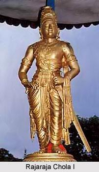 Rajaraja Chola I, Chola Ruler