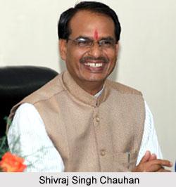 Shivraj Singh Chauhan, Chief Minister, Madhya Pradesh