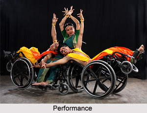 Performance of Kannada Theatre