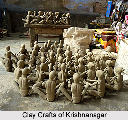 Clay Craft of Krishnanagar