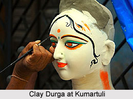 Clay Craft at Kumartuli