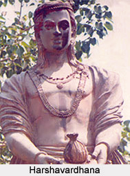 Harshavardhana administration