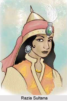 Razia Sultana, Slave Dynasty