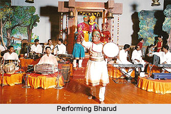 Bharud, Indian Marathi Folk Song