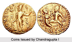 Coins Issued by Chandragupta I