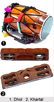 Folk Instruments of Punjab
