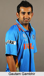 Gautam Gambhir, Indian Cricket Player