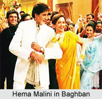 Hema Malini in Baghban