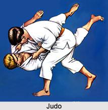 Judo in India