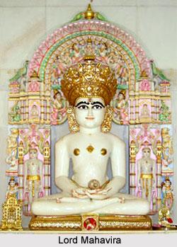 Lord Mahavira, Jain Tirthankara