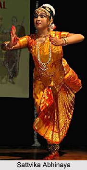 Sattvika Abhinaya