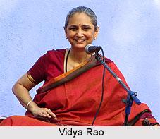Vidya Rao, Indian Classical Vocalist