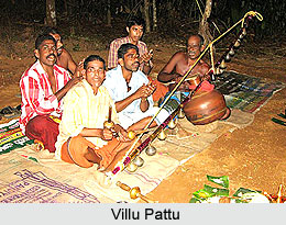 Villu Pattu, Folk music of Tamil Nadu