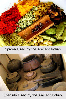Art of cooking in Ancient India