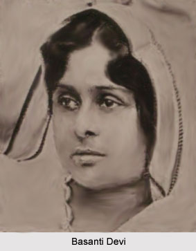 Basanti  Devi , Indian Freedom Fighter