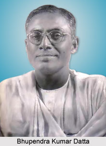 Bhupendra Kumar Datta, Indian Revolutionary