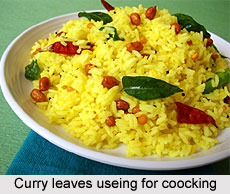 Uses of Curry Leaves in Cooking