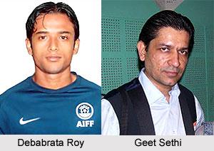 Indian Sportspersons - Debabrata and Geet