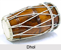 Percussion Instruments in East Indian Folk Music