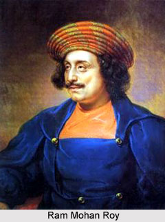 Educational reforms of Ram Mohan Roy