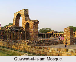 Quwwat-ul-lslam Mosque  Delhi Quwwat Ul Islam Mosque