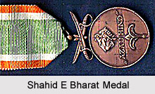 Shahid E Bharat Medal
