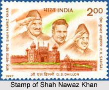Image result for मेजर जनरल शाह नवाज खान