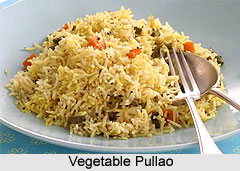 Vegetable Pullao