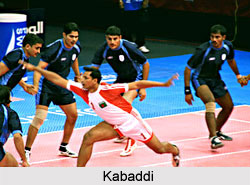 Arjuna Awardees in Kabaddi