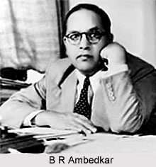 Dr B R Ambedkar, Indian Freedom Fighter