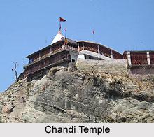 Chandi Temple, Himachal Pradesh
