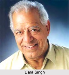 Dara Singh, Bollywood Actor