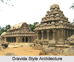 Dravida Style Architecture