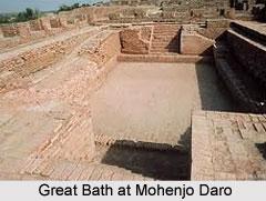 Great Bath at Mohenjo Daro