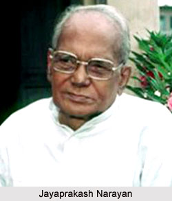 Jayaprakash Narayan, Indian Freedom Fighter