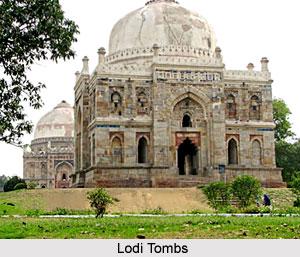 Lodi Tombs, Monuments of Delhi
