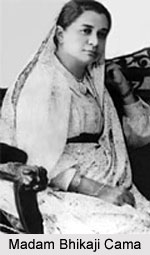 Madam Bhikaji Cama , Indian Freedom Fighter