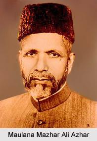 Mazhar Ali Azhar, Member of Majlis E Ahrar Ul Islam