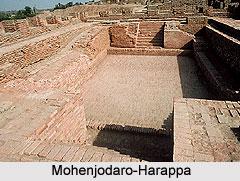 Mohenjodaro Harappa