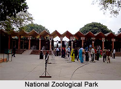 National Zoological Park, Delhi