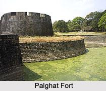 Palghat Fort, Kerala