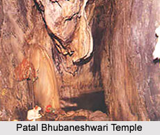 Patal Bhubaneshwari Temple, Pithoragarh , Uttarakhand