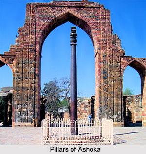 Pillars of Ashoka, Monument of Delhi