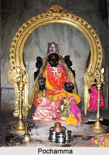 Pochamma, Indian Goddess