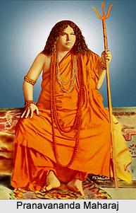 Pranavananda Maharaj, Founder of Bharat Sevashram Sangha
